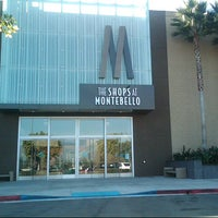 Photo taken at The Shops at Montebello by HereComsTrouble W. on 10/26/2012