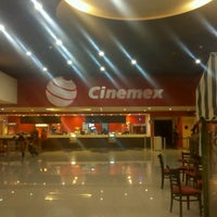 Photo taken at Cinemex Atlacomulco by Luis Enrique V. on 10/5/2013