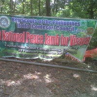 Photo taken at Boy Scouts of the Philippines Cebu by Aris A. on 2/25/2013