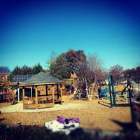 Photo taken at Mary Munford Playground by Laine W. on 11/22/2012