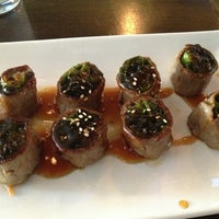 Photo taken at Reiki Sushi & Asian Bistro by Jennifer M. on 5/17/2013