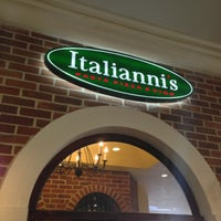 Photo taken at Italianni's by Christian on 11/11/2012