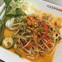 Photo taken at FoodPark by Kittichai K. on 3/17/2016