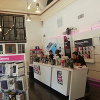 Photo taken at T-Mobile by Erich Frederico C. on 7/30/2014