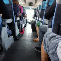 Photo taken at Ceres Bus by DOn S. on 12/31/2012