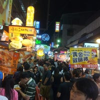 Photo taken at Fengjia Night Market by Debbie on 10/11/2012
