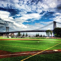 Photo taken at East River Park by Dereck A. on 7/2/2013