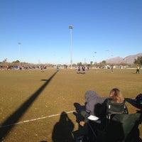 Photo taken at Morris K. Udall Park by Jen K. on 1/19/2013