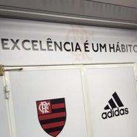 Photo taken at Ninho do Urubu (CT do Flamengo) by Caio D. on 7/21/2016