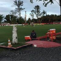 Photo taken at Ninho do Urubu (CT do Flamengo) by Caio D. on 8/22/2016