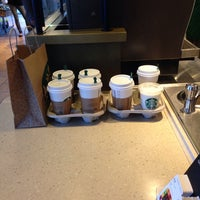 Photo taken at Starbucks by Rudy H. on 3/13/2014