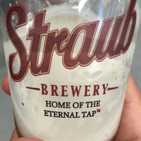Photo taken at Straub Brewery by Jordan P. on 7/15/2016