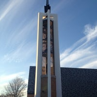 Photo taken at St Stephen Protomartyr Catholic by Michael B. on 2/13/2013