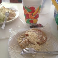 Photo taken at Tacos Pacos by Alejandro C. on 9/28/2012