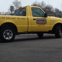 Photo taken at Monro Muffler Brake & Service by Michelle H. on 4/19/2013