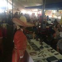 Photo taken at Feria De La Barbacoa by Jesus A. on 5/1/2014