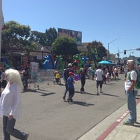 Photo taken at Solano Avenue by Leo P. on 9/14/2014