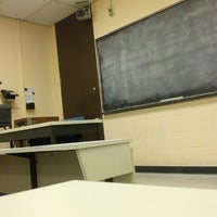 Photo taken at Rutherford Physics Building by Luiz H. on 10/15/2013