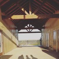 Photo taken at Riverbend Retreat Center by JAY J. on 2/13/2016