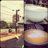 Photo taken at JP's Java by JAY J. on 4/7/2013