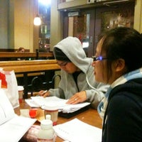 Photo taken at Starbucks by Christine S. on 12/15/2012