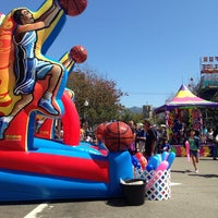 Photo taken at Solano Avenue by Christine S. on 9/14/2014