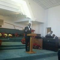 Photo taken at Overton Park SDA Church by Larketa B. on 12/22/2012