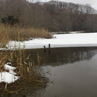 Photo taken at ポロト湖 インフォメーションセンター by horrie k. on 1/7/2014
