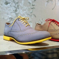Photo taken at Cole Haan by phoenix c. on 6/1/2013