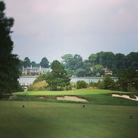 Photo taken at Princess Anne Country Club by Mike Z. on 9/1/2013