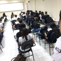 Photo taken at Colégio Objetivo - Unidade São João Bosco by Pierro L. on 2/28/2015