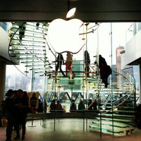 Photo taken at Apple ifc mall by C Jay on 3/2/2013