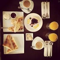 Photo taken at Goût Café by Gisselle J. on 11/29/2013