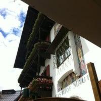 Photo taken at Gasthof zur Mauth by Marianna N. on 7/4/2013