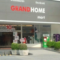 Photo taken at Grand Home Mart by Chare Nana on 1/25/2013
