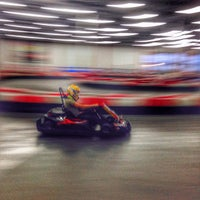 Photo taken at K1 Speed by Your Boy Rue on 3/10/2015