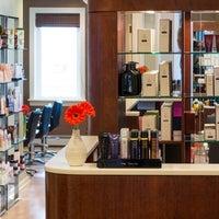 Photo taken at Christopher Noland Salon and Beauty Spa by John C. on 9/25/2014