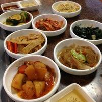 Photo taken at Fresh Korean B.B.Q. by Brittany N. on 2/10/2013