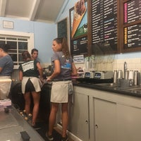 Photo taken at Ben & Jerry's by Nat P. on 8/18/2017