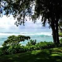 Photo taken at Turtle Bay Resort by Donut D. on 9/24/2012