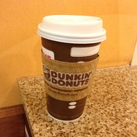 Photo taken at Dunkin' Donuts by Donut D. on 9/8/2013