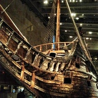 Photo taken at The Vasa Museum by Jorge M. on 11/2/2012