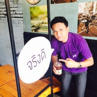 Photo taken at Cinnamono by เอเอ๊ เ. on 7/7/2015