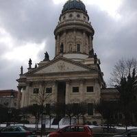 3/31/2013 tarihinde klaus Peter R.ziyaretçi tarafından Französischer Dom'de çekilen fotoğraf