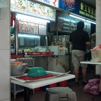 Photo taken at Hock Prawn Mee by Eddy L. on 3/27/2013