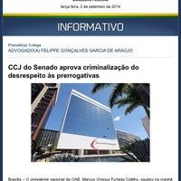 Photo taken at Fórum Maximiano Figueiredo by Delano Barros Advocacia ® on 9/3/2014