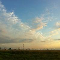 Photo taken at Кудрово by Настасья В. on 9/17/2012