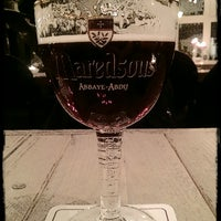 Photo taken at Bar Bistro De Rode Kater by Mathijnanneliesyoëlleveerle P. on 3/5/2015