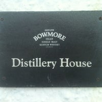Photo taken at Bowmore Cottages by Michael S. on 7/18/2014
