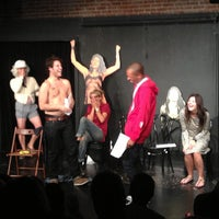 Photo taken at Upright Citizens Brigade Theatre by Tim G. on 10/21/2012